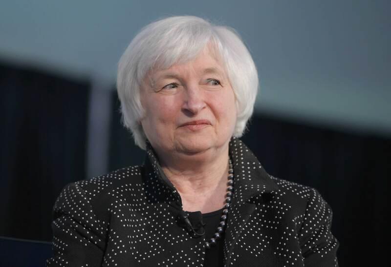 Seis de los 17 miembros del FOMC prevé hasta dos aumentos de la tasa y nueve estiman dos incrementos.