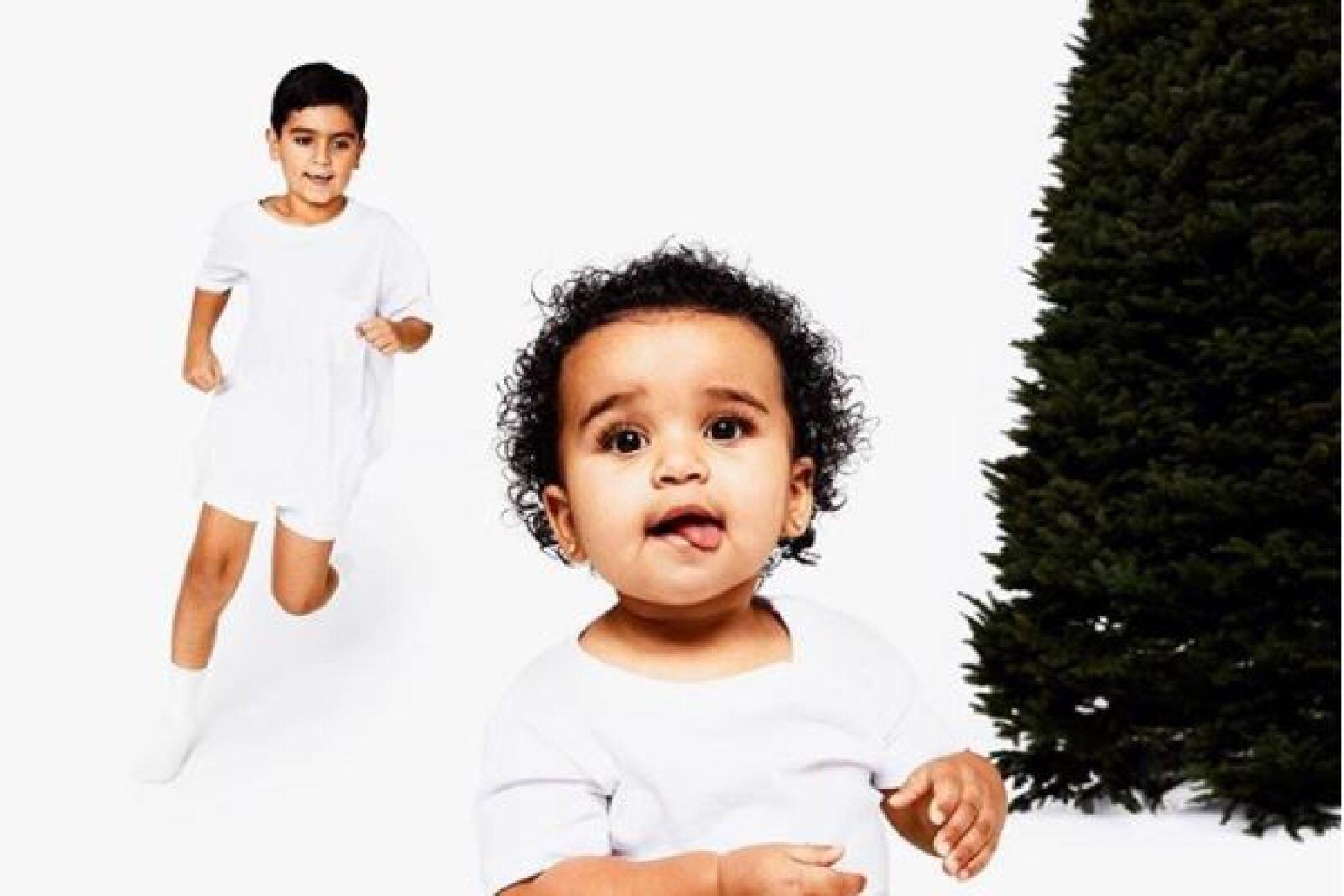 Postales Navideñas Kardashian 2017
