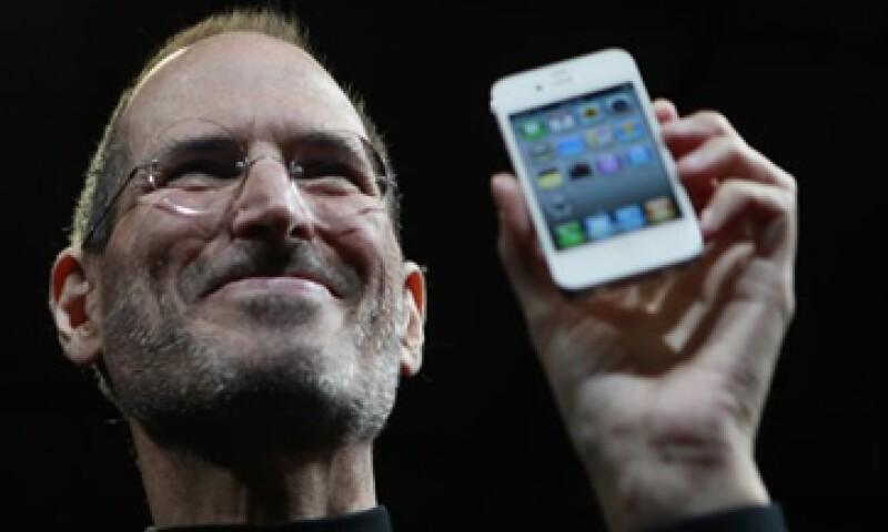La fortuna de Steve Jobs se estima en 65,200 mdd, según Forbes. (Foto: AP)