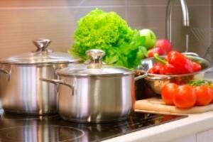 Vegetales envasados
