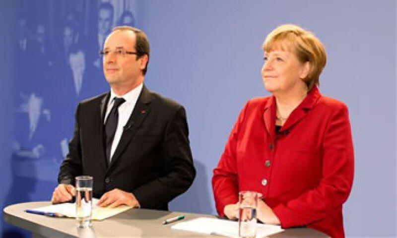 Francia y Alemania aún deben definir una hoja de ruta para una cooperación política y económica más estrecha. (Foto: AP)