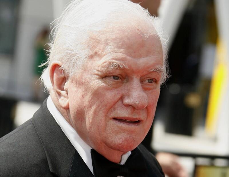 El estadunidense, dos veces nominado al Oscar, murió este lunes en su casa de la ciudad de Nueva York a los 89 años.
