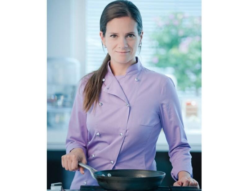 Con su propuesta, la chef hará que toda la familia quiera comer en casa, se ahorre dinero y se consuman alimentos nutritivos.
