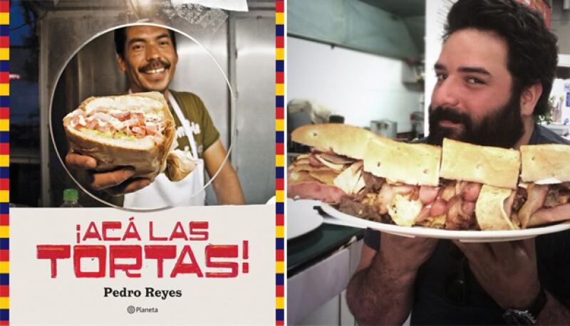 Pedro Reyes realiza un recorrido por 25 torterías de la ciudad de México, como experto en el arte culinario destaca a las que por su sabor e historia son imperdibles.