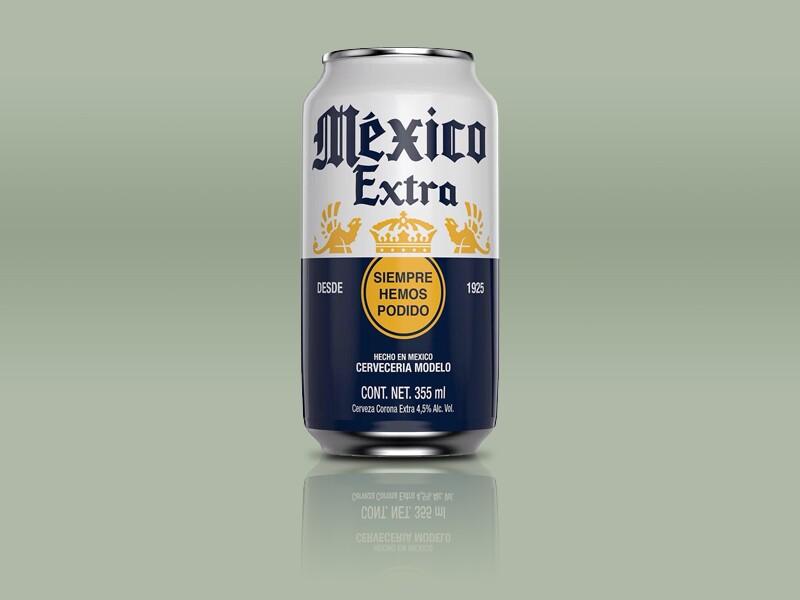Corona M�xico Extra