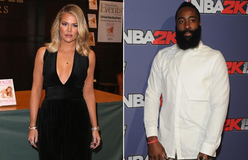 Al parecer la menor de las hermanas Kardashian sufrió una desilusión al enterarses de que su supuesto novio James Harden visitó un club nocturno.