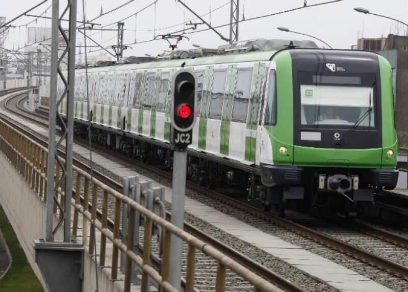 Metro de Per�
