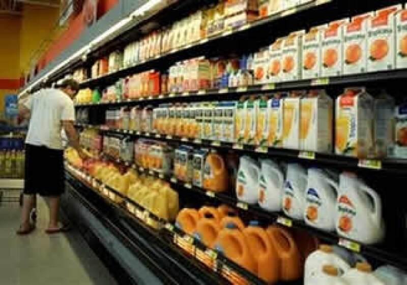 cLas ventas de las 100 principales cadenas de tiendas de autoservicio y departamentales crecieron 1.5% en agosto. (Foto: AP)