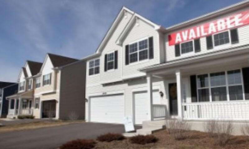 El sector inmobiliario ha sido un punto fuerte en la economía estadounidense en 2012. (Foto: Getty Images)