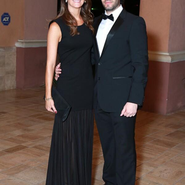 Natalia Moraira y Rodolfo Zaragoza