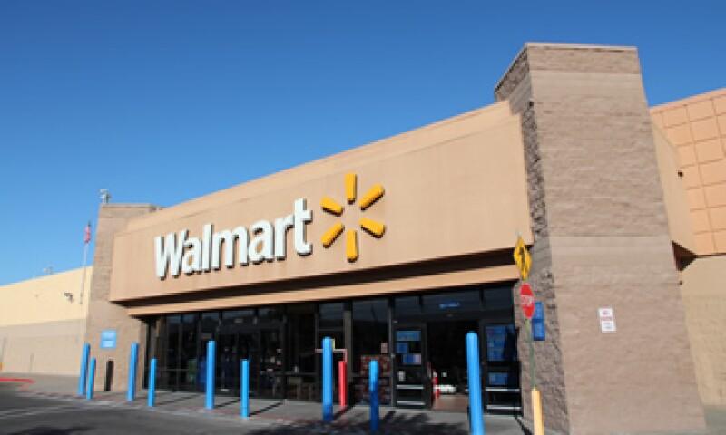 La utilidad neta de Walmart creció 21.5% en tercer trimestre. (Foto: Shutterstock )