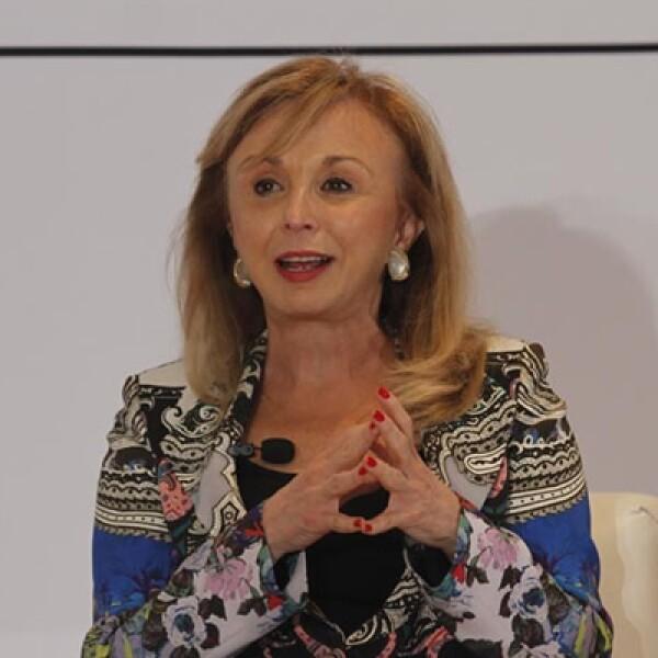 """""""Delegar se vuelve una convicción"""" recomendó la CEO de Softek, al recordar cómo esta estrategia le ayudó a levantar a su empresa."""