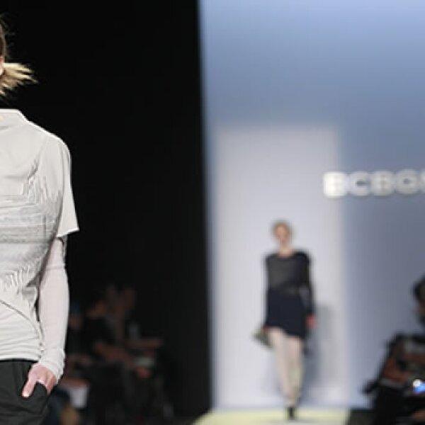 pasarela bcbg azria en la semana de la moda de ny