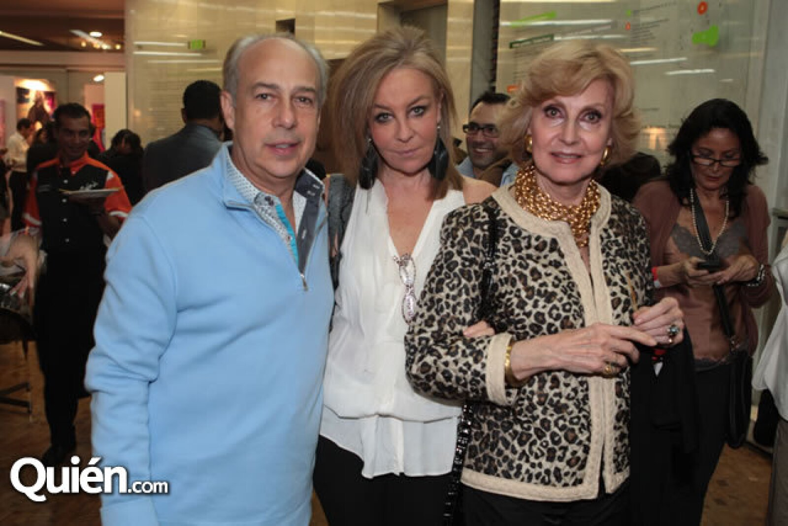 Miki Gutiérrez,Babis Besquin,Quizja Pani