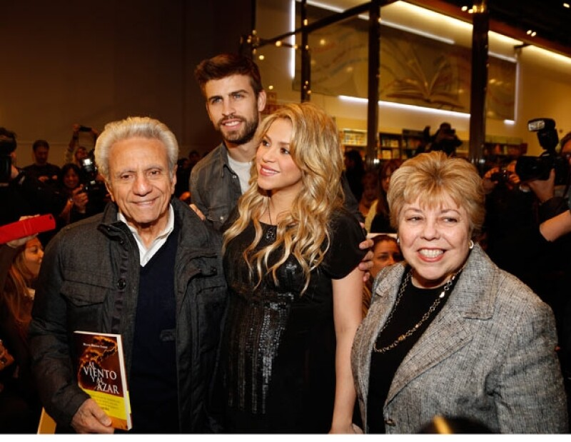 """El papá de la colombiana expresó que Milan """"se parecerá a su papá, aunque enfatizó que el bebé está muy pequeño todavía"""