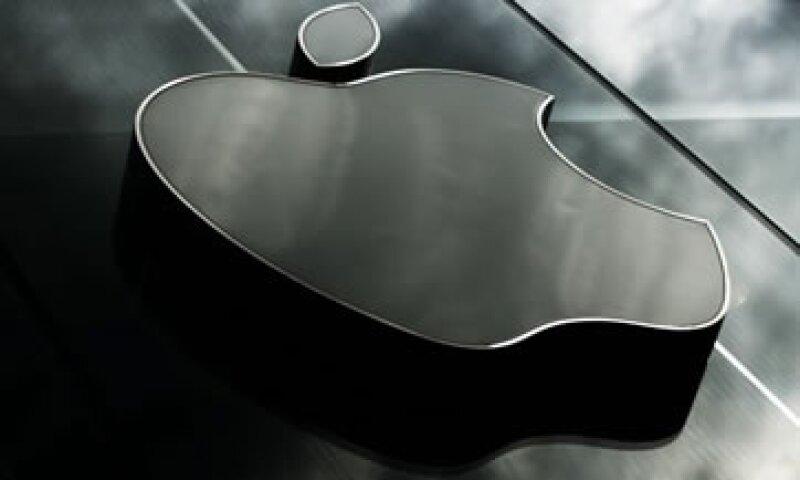 La firma que fundó Steve Jobs pagó una tasa impositiva del 9.8% en el año fiscal 2011. (Foto: AP)
