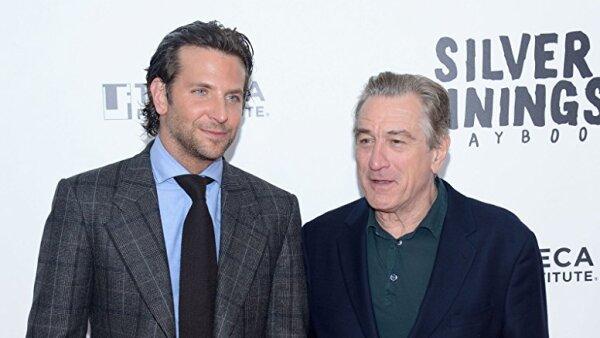 Bradley Cooper y Robert De Niro