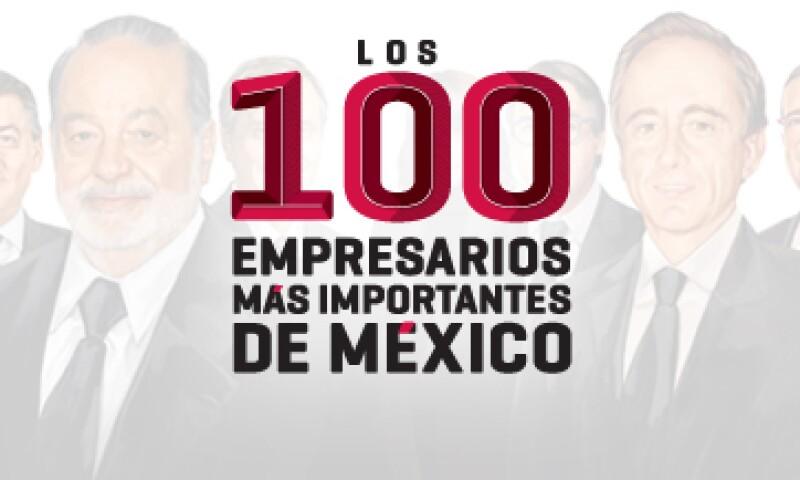 El ranking 2013 fue elaborado con base en cuatro indicadores, los cuales determinaron la posición de cada empresario en el listado. (Foto: Especial)