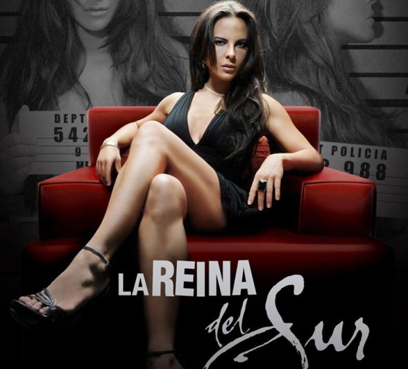 """De acuerdo con el escritor, Kate se impregnó de la psicología de Teresa Mendoza, su personaje en """"La Reina del Sur""""."""