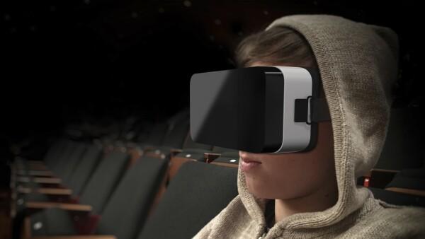 En el futuro esta tecnología dará contenido extra a quienes asistan al cine a ver una película.