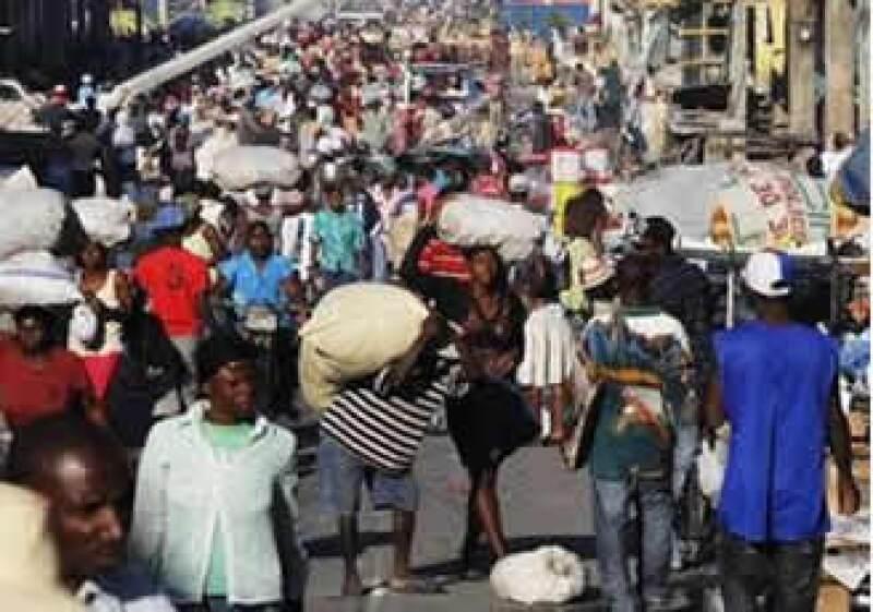 Autoridades de Haití y representantes de otros países analizan cambiar la ubicación de la capital haitiana. (Foto: Reuters)