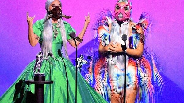 Lady Gaga mtv vmas