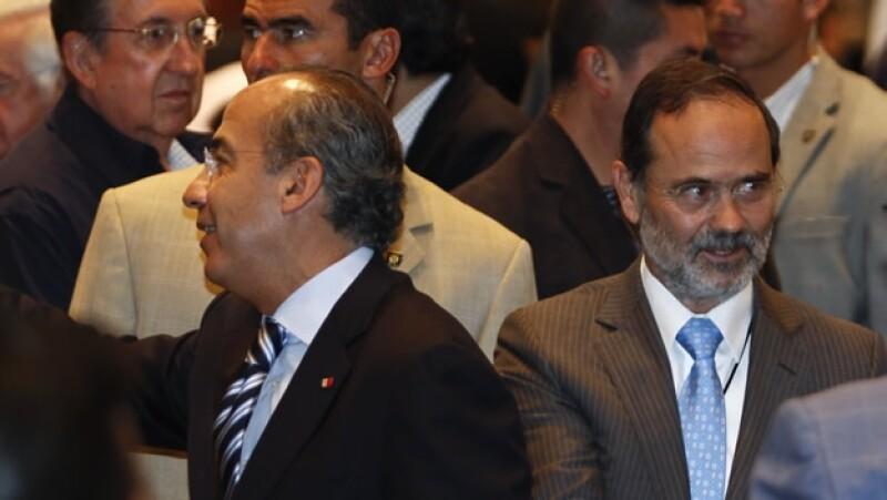 Calderón y Madero