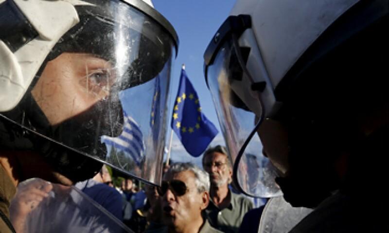 Grecia debe pagar 1,600 mde al FMI antes del 30 de junio para evitar caer en impago. (Foto: Reuters )