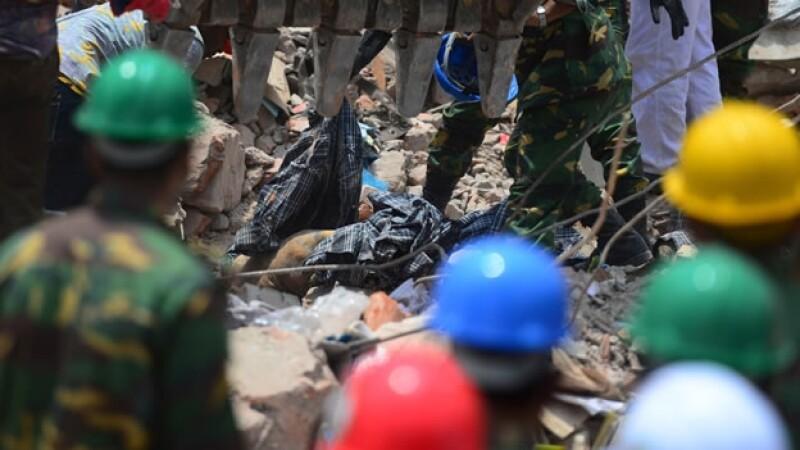 derrumbe, bangladesh, desastre, victimas