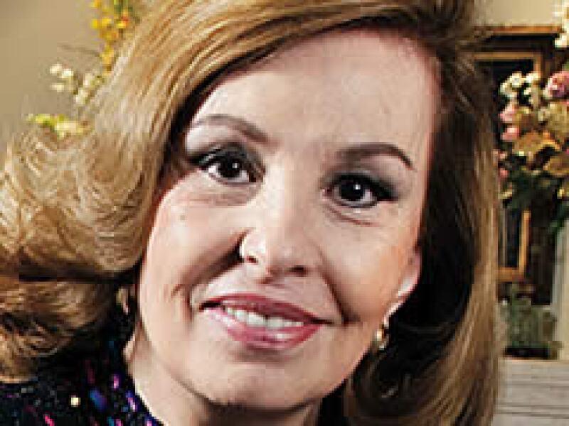 Desde los 17 años, Kena Moreno edita revistas. (Foto: Ramón Sánchez Belmont)