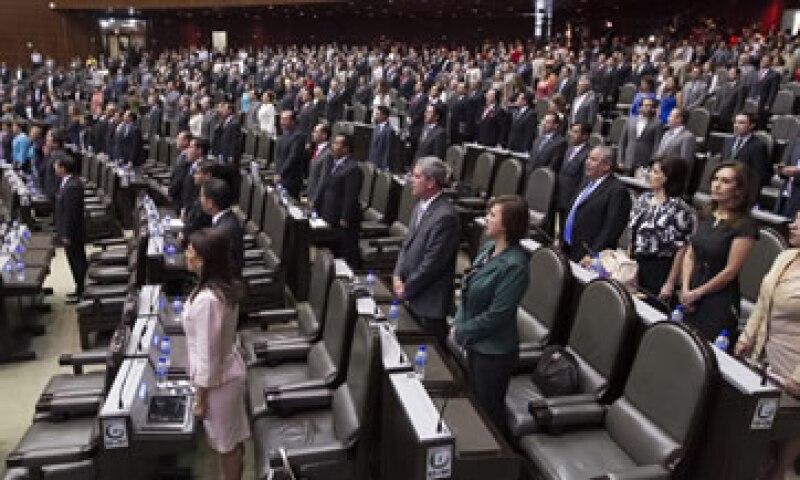 La Cámara de Diputados aprobó nuevos impuestos que podrían no ser suficientes para los menores recursos que se espera para el siguiente año. (Foto: Archivo)