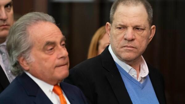 """Los cargos contra Weinstein son """"constitucionalmente erróneos"""", dice su abogado"""