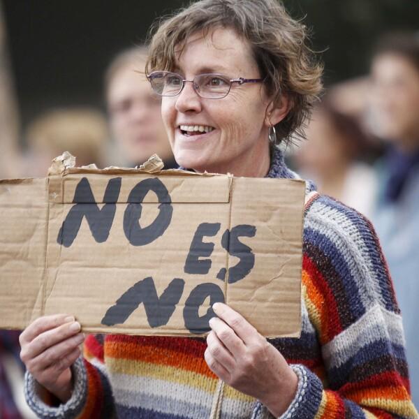 En quito, ecuador mujeres han salido a las calles para denunciar abusos en su contra.