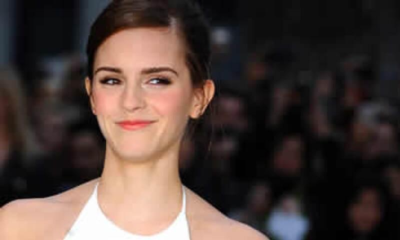 Emma Watson tiene una fortuna estimada en 60 millones de dólares. (Foto: Getty Images )