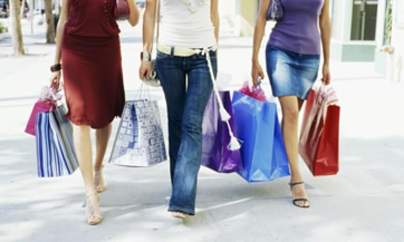El consumo en México podría crecer moderadamente en los próximos meses luego de que las ventas minoristas se desplomaron en diciembre. (Foto: Thinkstock)