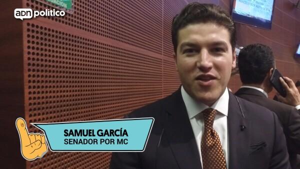 #YoLegislador Samuel García