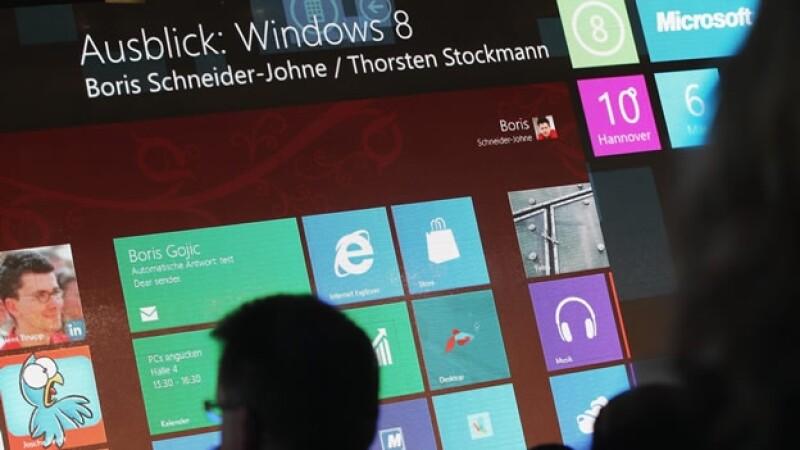 Windows 8 Microsfot
