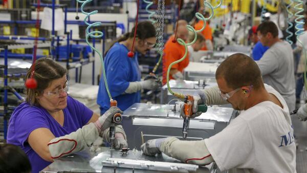 El ISM Manufacturero se ubicó en marzo en 51.8 puntos.