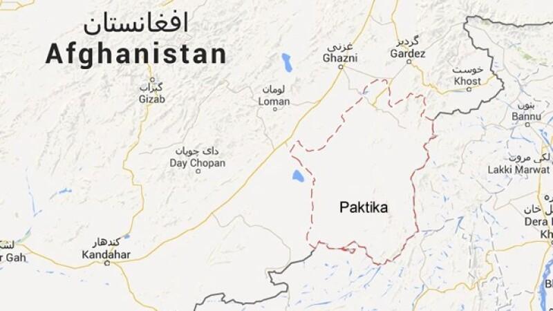 Paktika Afganistán