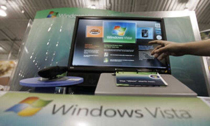 La compañía Microsoft, fundada por Bill Gates y Paul Allen, se ha mantenido a la vanguardia. (Foto: AP)