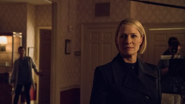 Claire Underwood.