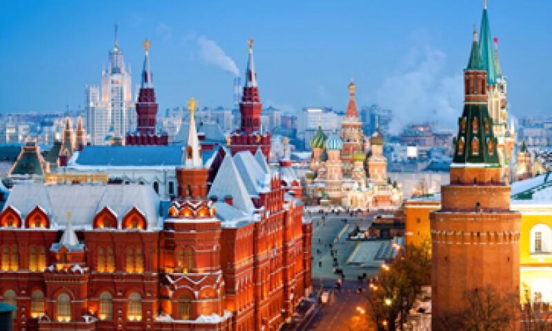 La deuda externa de Rusia alcanza solo el 31% del PIB. (Foto: Getty Images)