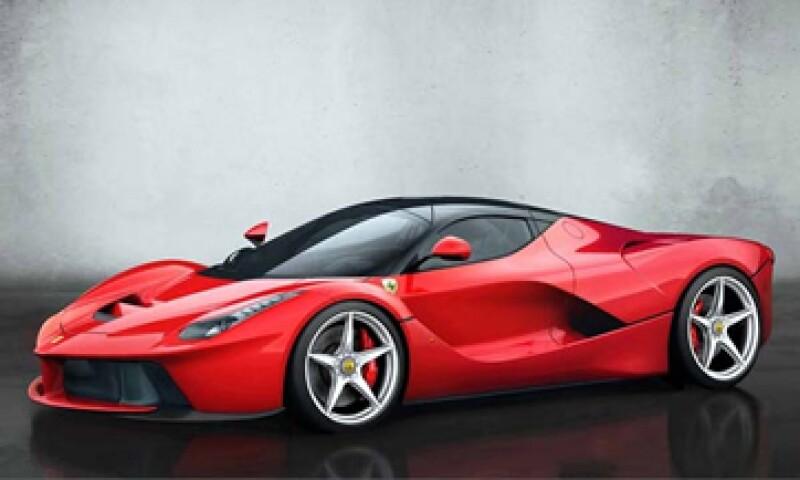 Ferrari es considerada la marca más poderosa del mundo, por encima de Apple y Google. (Foto: Cortesía Life&Style)