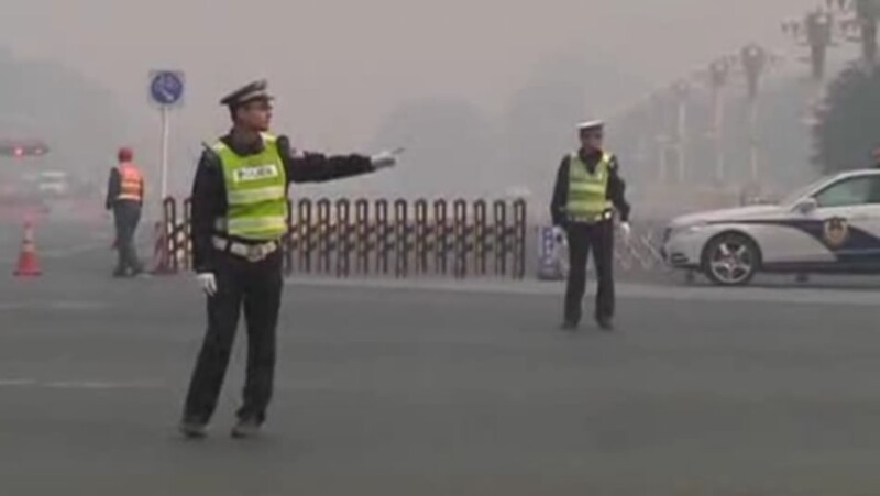 china, incendio, plaza, accidente