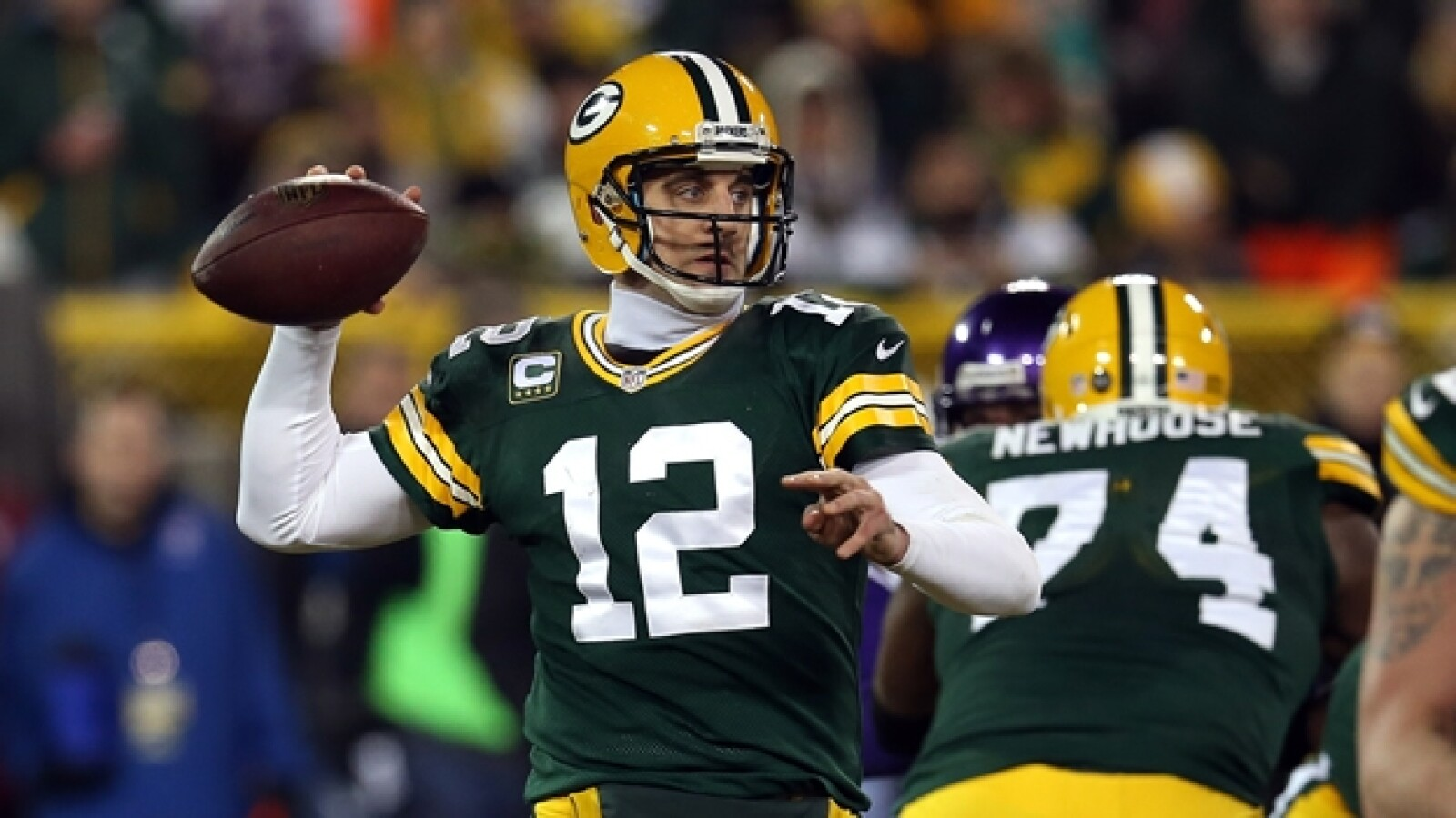 Green Bay_ Aaron Rodgers