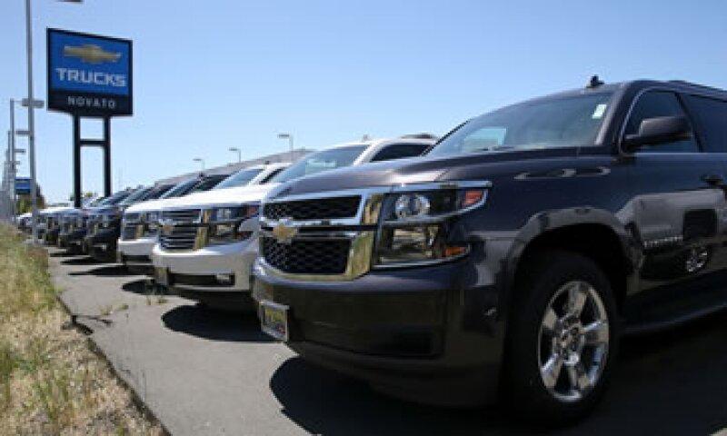 Es una buena época para vender camionetas en Estados Unidos por factores como el precio de la gasolina (Foto: Getty Images/Archivo )