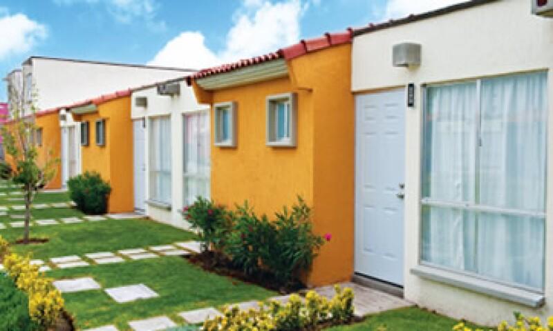 Las desarrolladoras de vivienda Homex, Urbi y Geo, han incumplido con el pago de sus obligaciones financieras (Foto: Tomada del sitio de Geo)