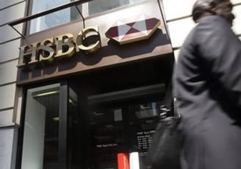 HSBC emitió derechos por 19,000 millones de dólares en mayo. (Foto: AP)