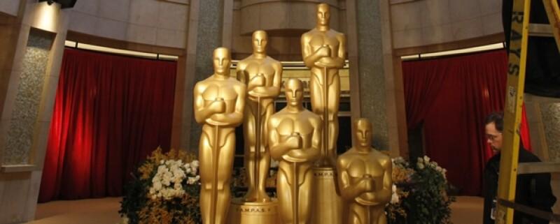 Sigue todos los detalles de los Premios de la Academia 2012, en donde el actor mexicano, Demian Bichir, está nominado.