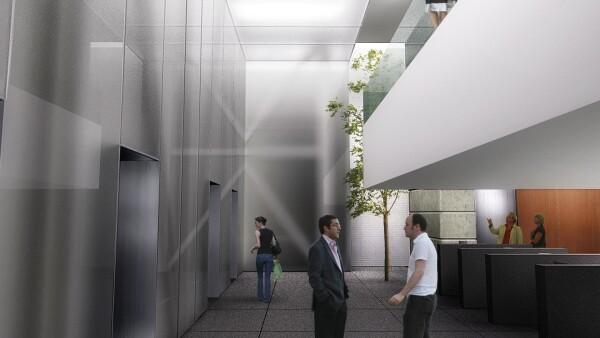 El edificio tendrá certificacion LEED de edificios sustentable.
